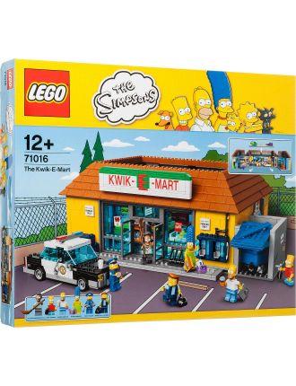 The Simpsons The Kwik-E-Mart V29
