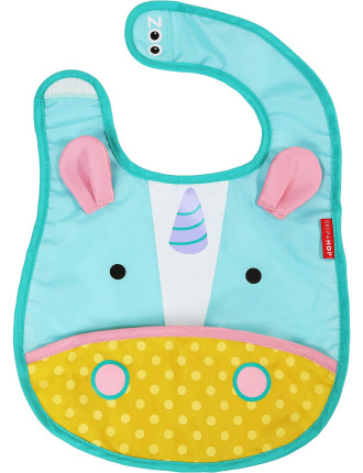 Unicorn Zoo Bib