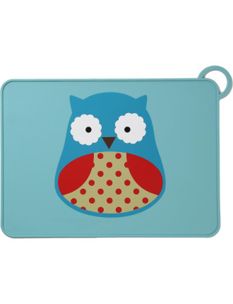 Owl Zoo Placemat
