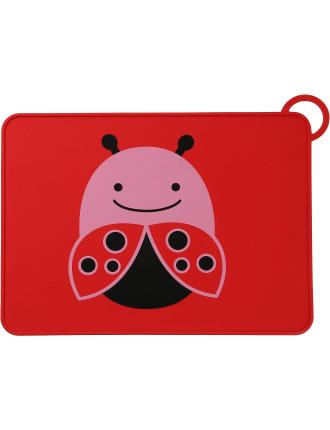 Ladybug Zoo Placemat