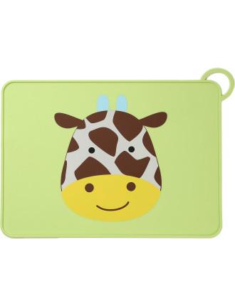 Giraffe Zoo Placemat