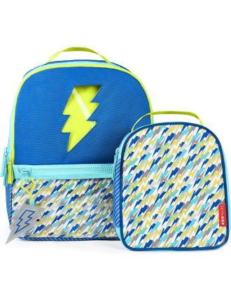 Kindergarten Lightning Backpack Set