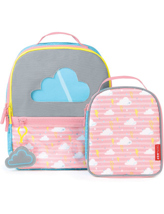 Kindergarten Cloud Backpack Set