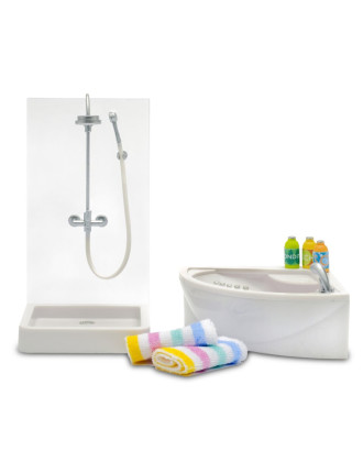 Toy Stockholm Jacuzzi & Shower Set 2010