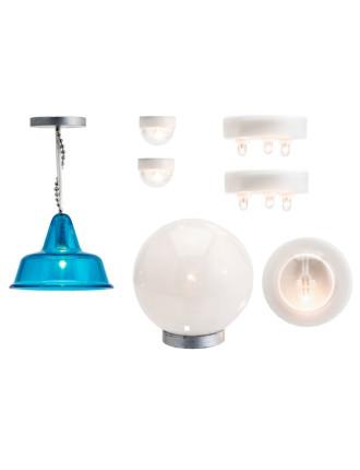 Toy Stockholm Lamp Set 2013