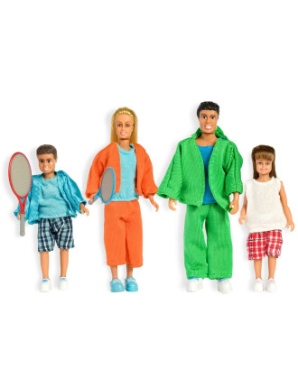 Toy Stockholm Sporty Family Set 2013