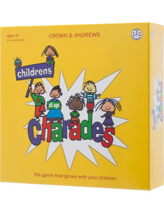 Childrens Charades