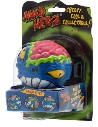 Mad Hedz Brain Biter