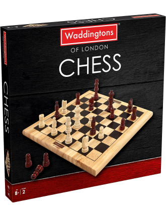 Waddingtons Of London Chess