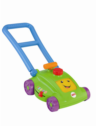 Fisher Price Smart Stages Mower Or Vaccum Assorted