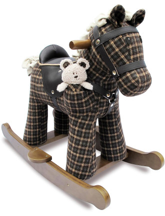 Rufus And Ted Rocking Horse