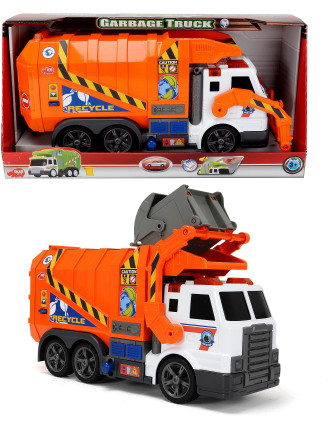 Light & Sound Garbage Truck