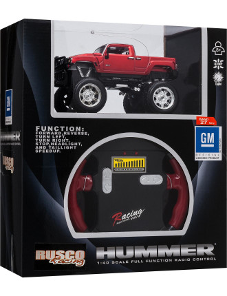 Rusco Racing Mini Hummer Series