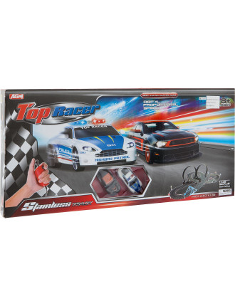 Rusco Racing Agm Analogue Police Pursuit Set 6.5m