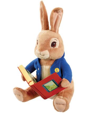 Petter Rabbit Storytime Peter