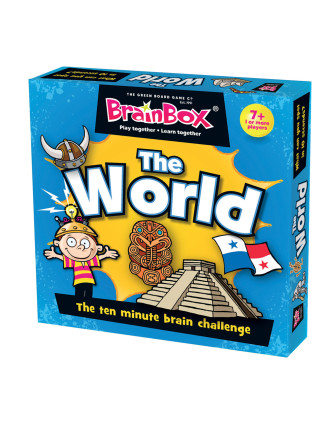 Brain Box The World