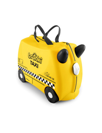 Taxi Tony Ride On Suitcase