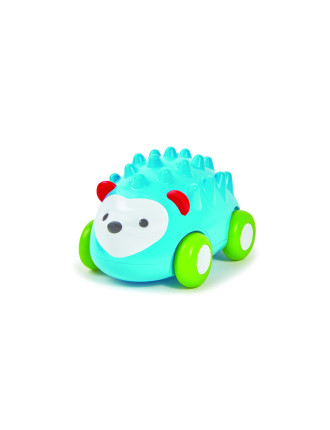 Explore & More Hedgehog Pull & Go Car