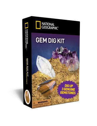 Gem Dig Kit