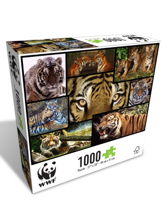 Tigers Puzzle