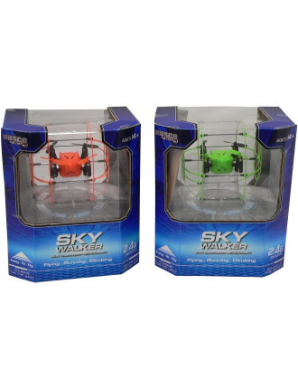 Mini Sky Walkner Drone With Cage