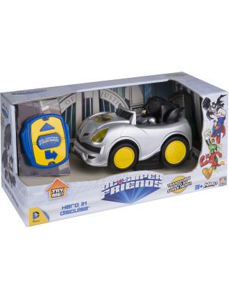 DC Comics Super Hero Disguise Car Assorted