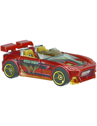 Hot Wheels Batman Vs Superman Assorted Vehicle