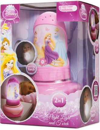Disney Princess Battery Go Glow