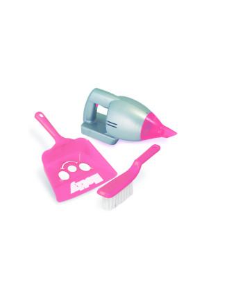 Hatty Hand Held Toy Vacuum Set