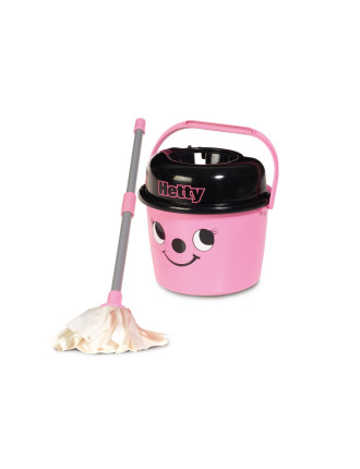 Hetty Toy Mop And Bucket