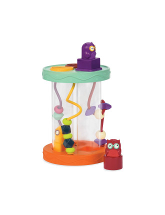Shape Sorter With Sound
