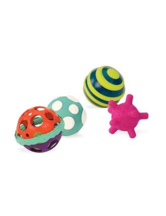 Textured Balls Set