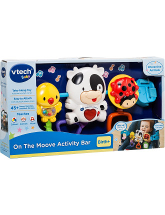 Vtech On The Moove Activity Bar