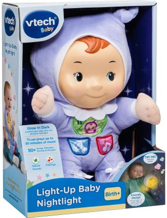 Light Up Baby Nightlight