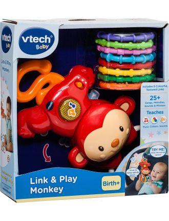 Vtech Link & Play Monkey