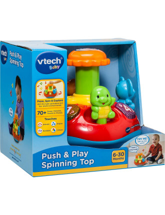 Vtech Spin & Learn Top