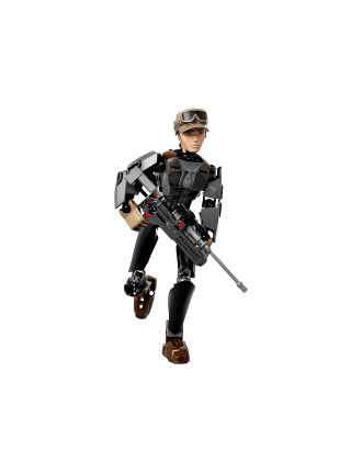 Constraction Star Wars Sergeant Jyn Erso