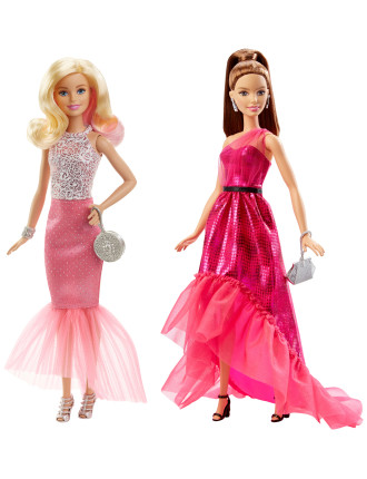 Pink Fabulous Gown Doll Assortment