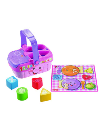 Fisher Price Laugh & Learn Shapes Picnic