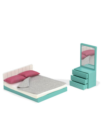 Doll House Bedroom Set