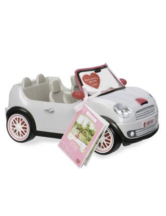 6' Doll Car