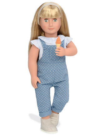 Deluxe Lorelei Doll With Book