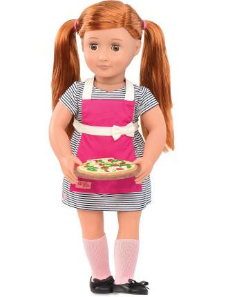 Deluxe Noa Diner Doll With Book