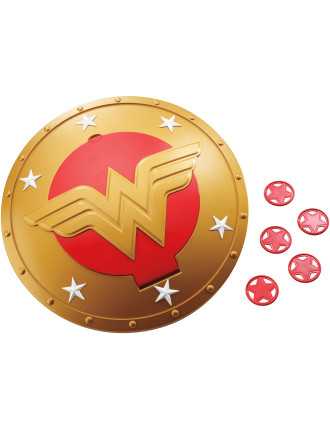 Dc Super Hero Girl Wonder Woman Shield