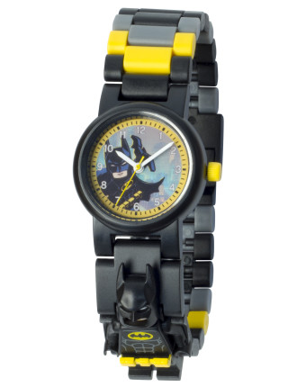 Batman Movie Batman Minifigure Link Watch