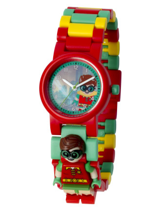 Batman Movie Robin Minifigure Link Watch