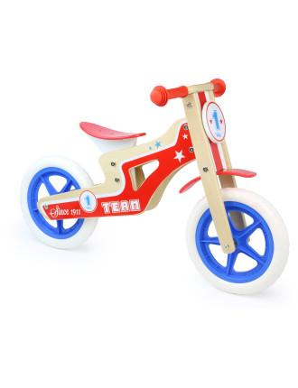 Team One Balance Bike