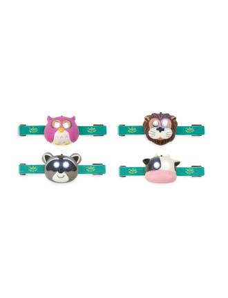 Animal Headband Lamps Assorted