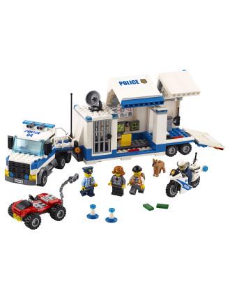City Mobile Command Center