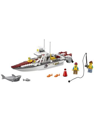 City Fishing Boat